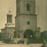 Biserica in apropiere de Halele Pietei