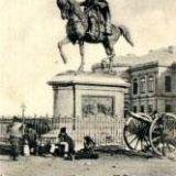 Iasi - Statuia lui Stefan cel Mare