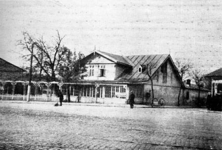 Hanul Galben la 1935