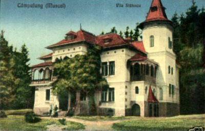 Campulung Muscel-Vila Statescu