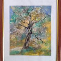 Copacul Inflorit