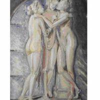 Expozitie de pictura Elena Ghita Primul pas