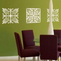 Pictura decorativa - Motive florale