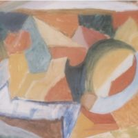 Pictura abstracta-universul