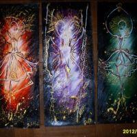 Balerina Trio