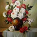 Trandafirii martisorului