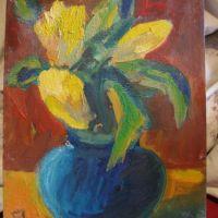 Flori galbene 2