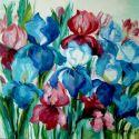 Irisi albastrii