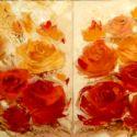 Trandafiri amareto