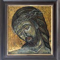 Iisus Hristos cu cununa de spini
