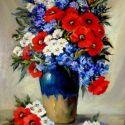 Buchet cu flori de cimp