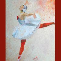 Balerina alba