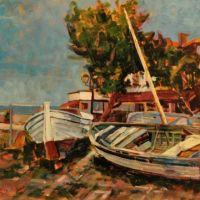 Barci la Nessebar