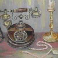 Expozitia de pictura Primul pas Ghita Elena Ana