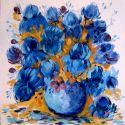 Bujorul albastru
