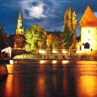 Orasul Konstanz-Lacul Bodensee