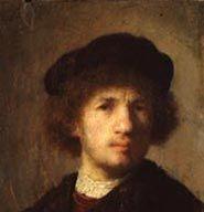 Autoportret Rembrandt recuperat