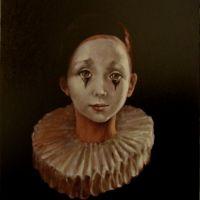 Portret de harlequin