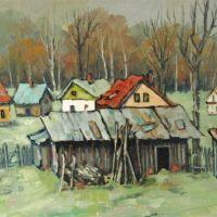 case vechi in Dorna