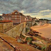 Peisaj din Saint-Malo
