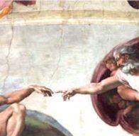 Organe umane in frescele din Capela Sixtina