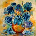 Viola albastra