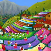 The Flowering Terraces