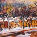 Case iarna la Brasov