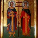 Sfintii Constantin si Elena mama sa
