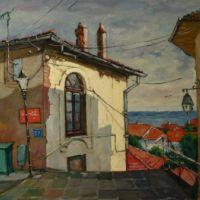 casa veche  la Balcic