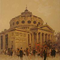 Prin vechiul Bucuresti, Ateneul