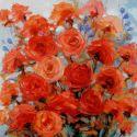 Rote rozen