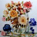 Trandafiri si calimara
