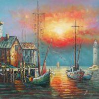 Apus in port