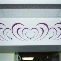 Pictura decorativa -