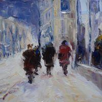Montreal iarna
