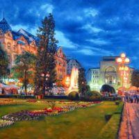 Centrul Orasului Timisoara