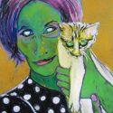 Autoportret cu Mitzi