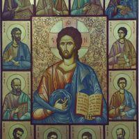 ic. xc. si apostolii