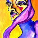 Femeie cu sal
