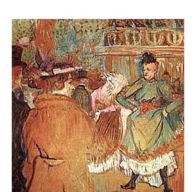 250.000 de vizitatori la expozitia Toulouse-Lautrec