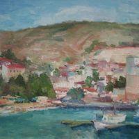 Marina la Balcic