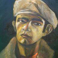 Autoportret- 2006 (detaliu)