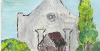 Biserica din satul meu, Raluca Micu, clsVIII, Bainet, jud Suceava, mai 2007