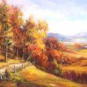 Priveliste spre Valea Seaca