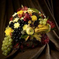 Aranjament floral toamnă