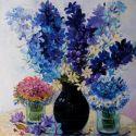 Pintenei si flori de camp