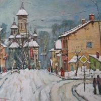 iarna la Dorna