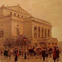 Fostul Teatru National Bucuresti