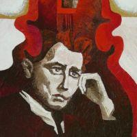 George Enescu, Portret